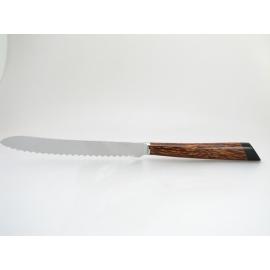 VENDU Couteau à pain bois Reunion